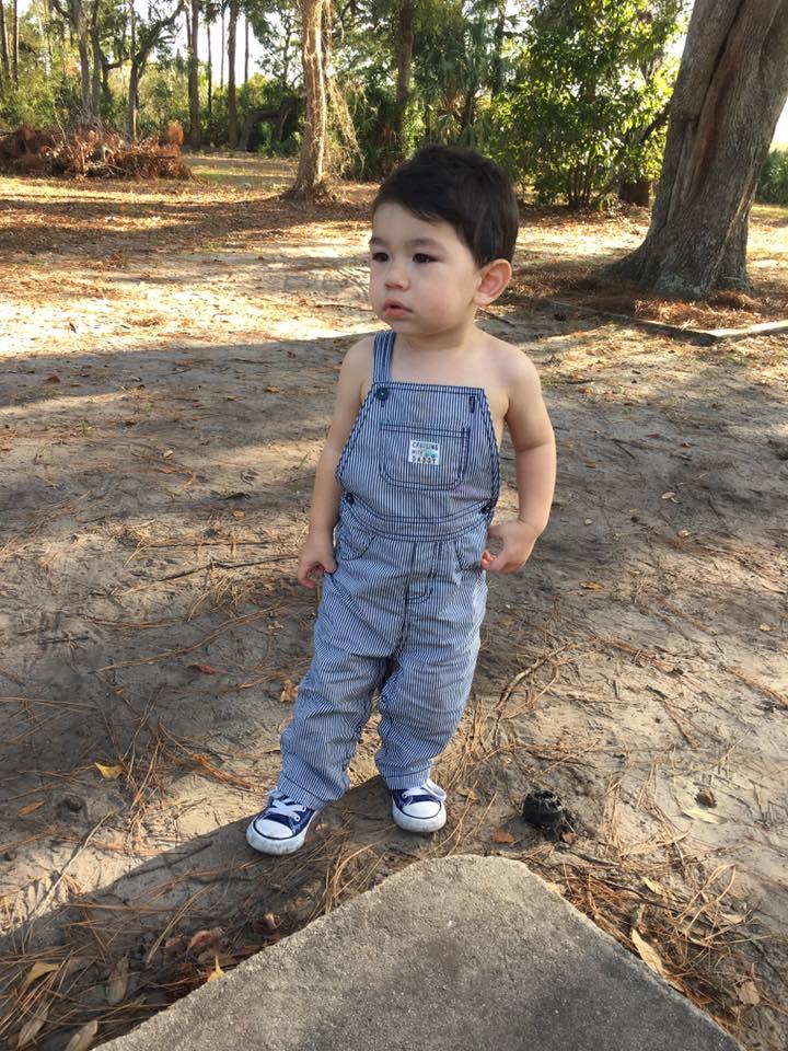 Aung La Nsang (Burmese Python) Visits Savannah Georgia With Family For Thanksgiving