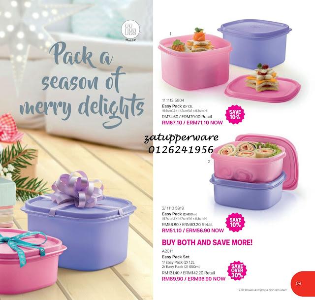 Tupperware Catalogue 13th November - 31st December 2017