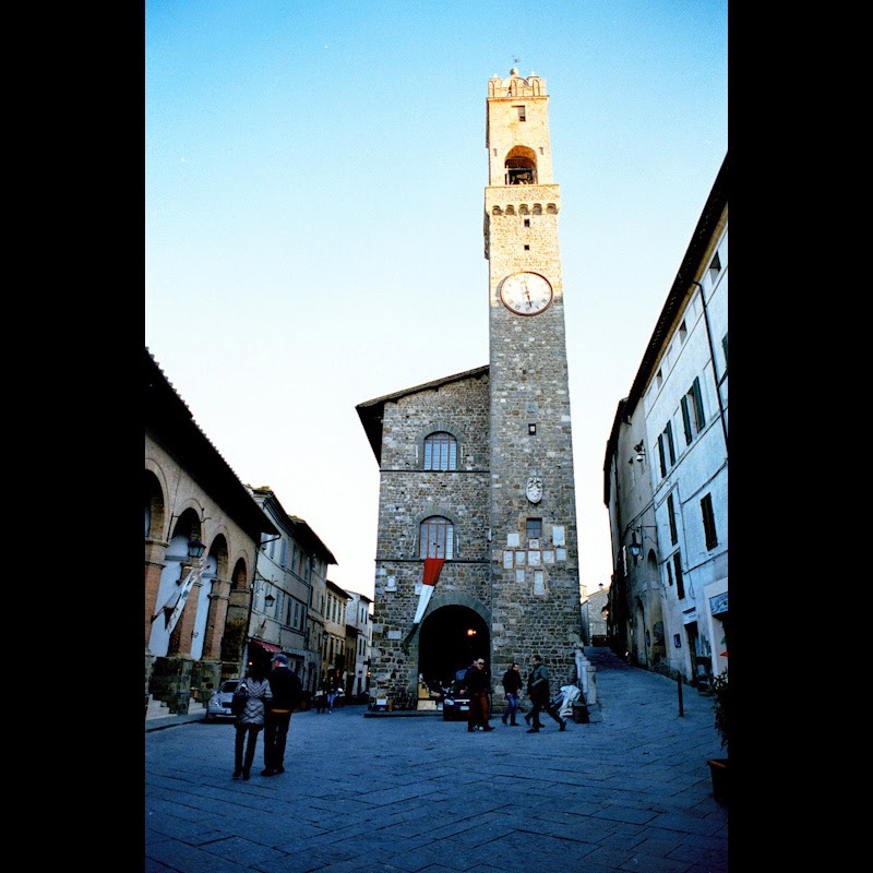 Sciami - Montalcino, Siena