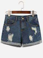 http://www.romwe.com/Blue-Distressed-Roll-Hem-Denim-Shorts-p-172310-cat-680.html?utm_source=beautybygaby.blogspot.com&utm_medium=blogger&url_from=beautybygaby