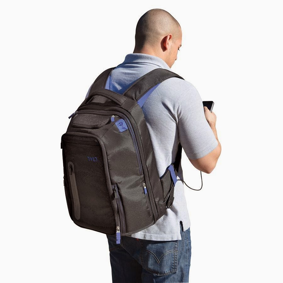 30 Innovative And Cool High Tech Backpacks