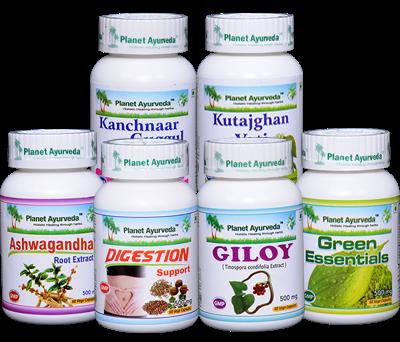 Herbal Remedies for Mesenteric Adenitis