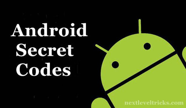 Android Secret Codes and Hacks 2017