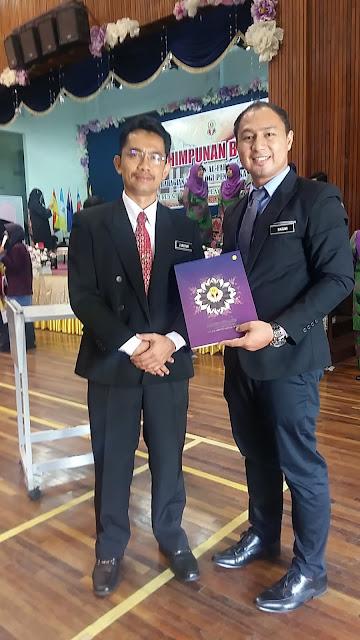 Anugerah Amalan Terbaik Pdp Abad 21 Untuk Bulan Februari daripada JPN Kedah