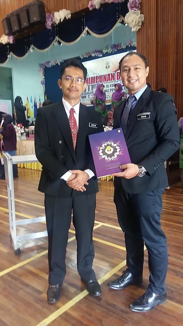 Anugerah Amalan Terbaik P&P Abad 21 Negeri Kedah