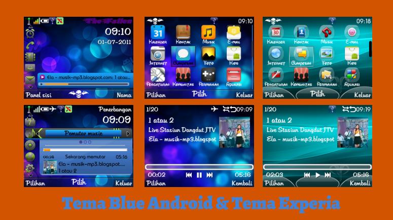 CFW Nokia X2-01 RM-709 Avenged Icon