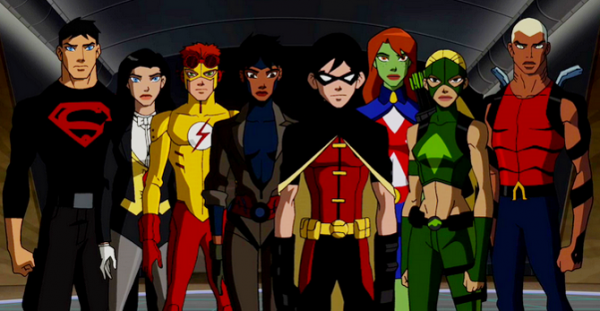 Young Justice LGBTQ Character Coming Out In The Animated Series Season 3?