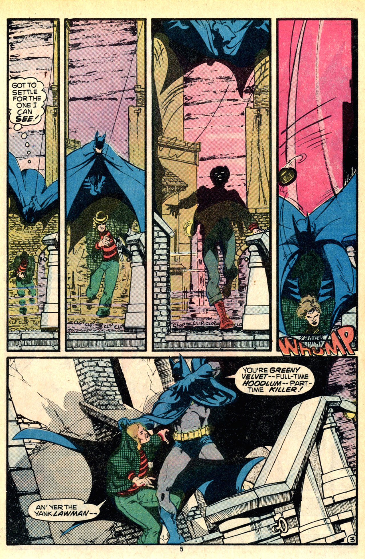 Detective Comics (1937) 481 Page 4