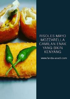 Risoles Mayo Mozzarella