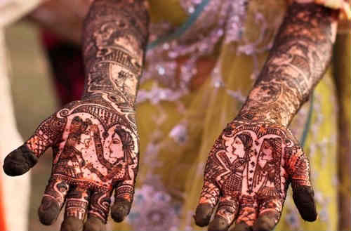Mehndi Quotes For Wedding : Fresh and beautiful bridal indian mehndi designs for full hands