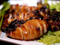 Recipes to Make Tasty Grill Seafood Squid