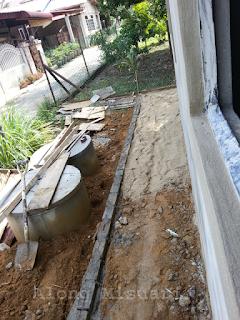 Rumah Idaman : Menyiapkan Kaki Lima Rumah