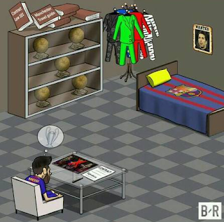 2.Kamar Messi