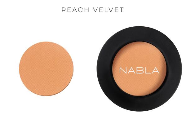 Butterfly Valley, Nabla Cosmetics, Makeup, Cherry Diamod Lips, Conrad Roset, Peach Velvet