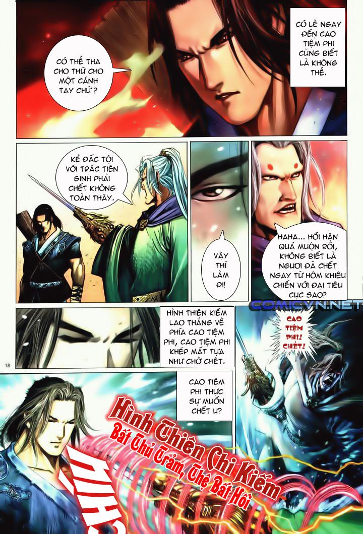 Anh hùng vô lệ Chap 10 trang 15