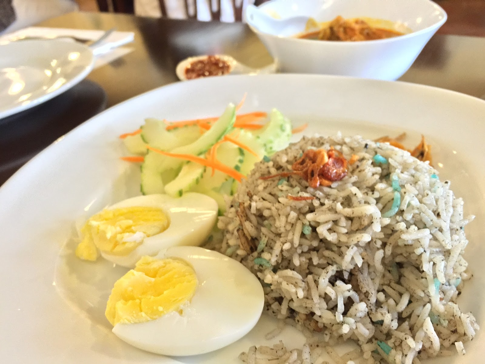 Jawi House Cafe Gallery - Lemuni Rice