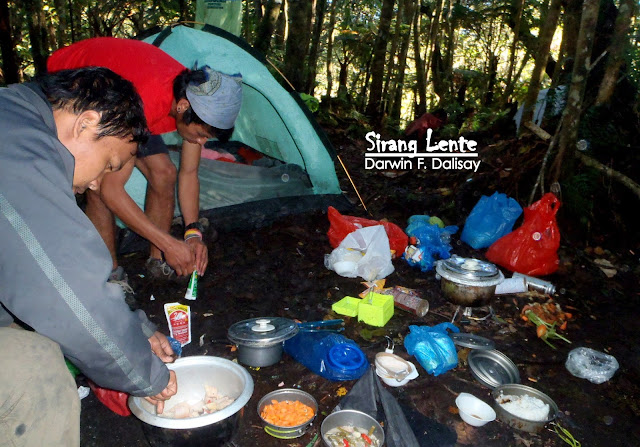 Mt. Apo Food