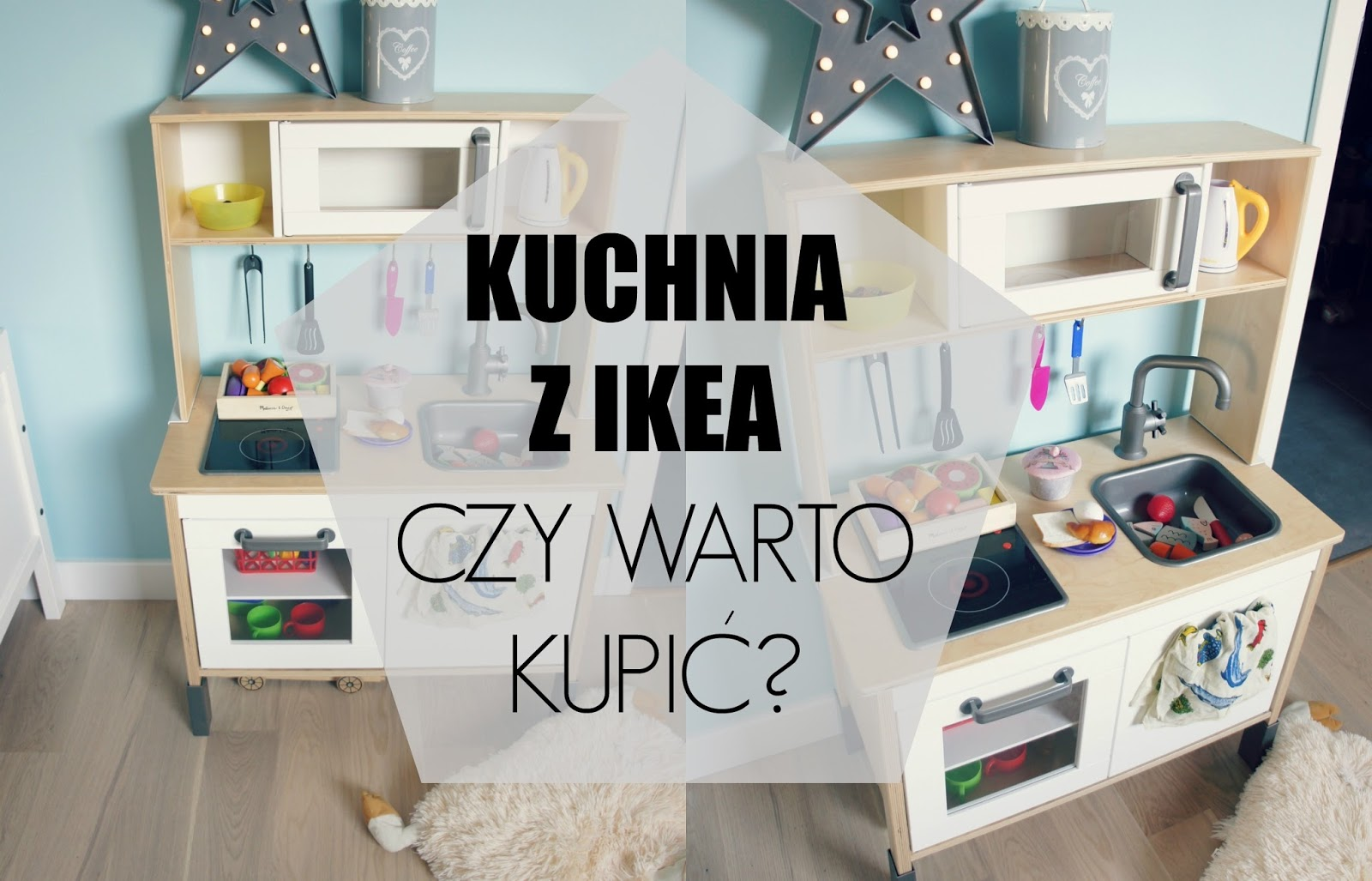 Zabawkowa kuchnia Duktig z Ikea  czy warto kupić? Moja   -> Kuchnia Dla Dzieci Ikea Opinie