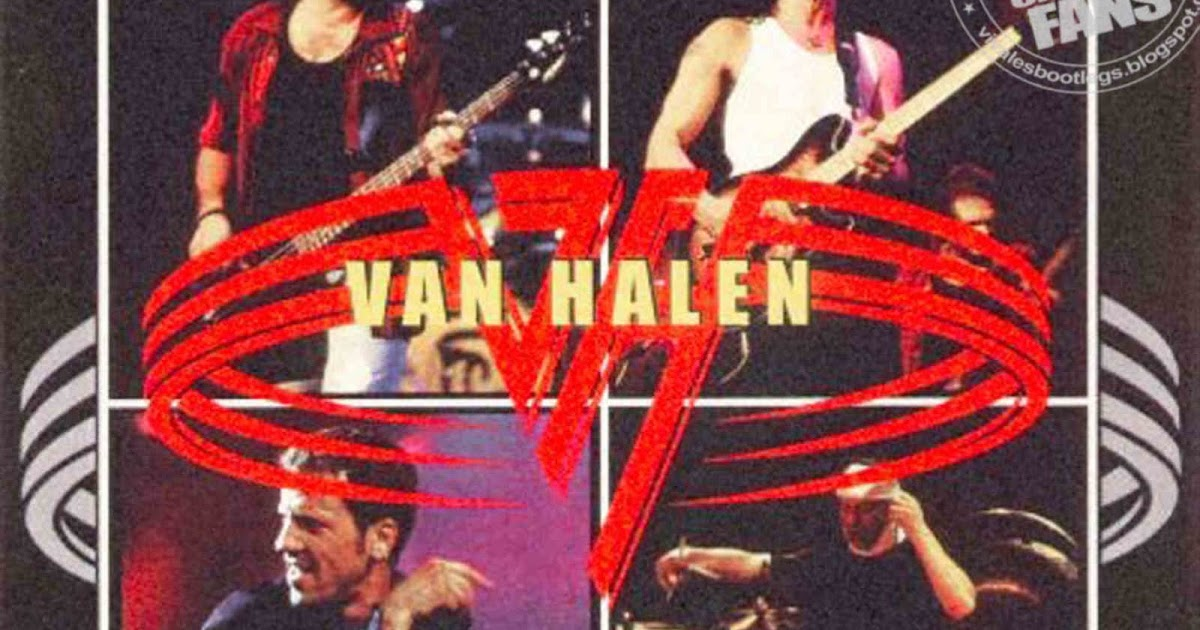 Viva Les Bootlegs Van Halen Unchained Love 1998 Hiroshima Sun Plaza Hiroshima Japan 1998 10 20 Double Cd Ex Audience Liberated Bootleg Flac