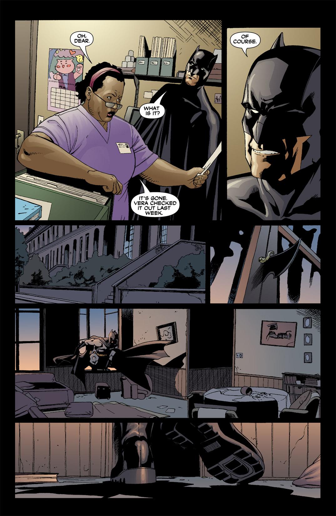 Detective Comics (1937) 809 Page 13