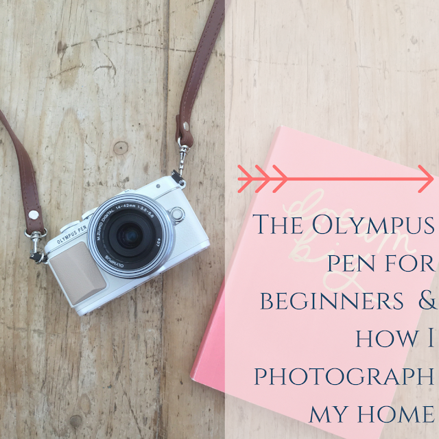 Photography tips for beginners, including how to use the Olympus Pen camera to take better pictures and how I style and photograph interior design images. Explanation of camera settings, and what shutter speed, aperture, F-stop and ISO means. How to get the most out of your Olympus Pen camera, as a beginner to photography.