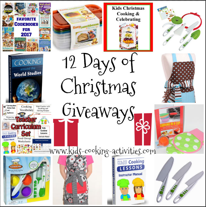 Christmas Giveaways For Kids.12 Days Of Christmas Giveaways