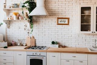 Memilih Desain Dapur Rumah Minimalis Yang Unik Dan Menarik