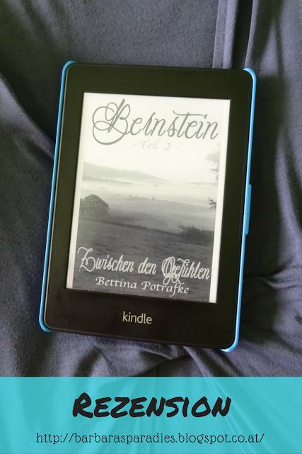 Buchrezension #121 Bernstein 2 : Zwischen den Gefühlen von Bettina Potrafke