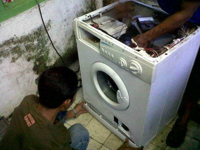 Cara Memperbaiki Mesin Cuci Front Load Yang Bocor