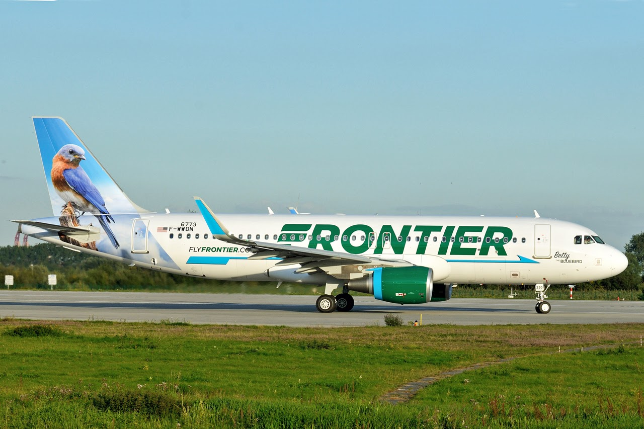 Frontier airlines flight coupons
