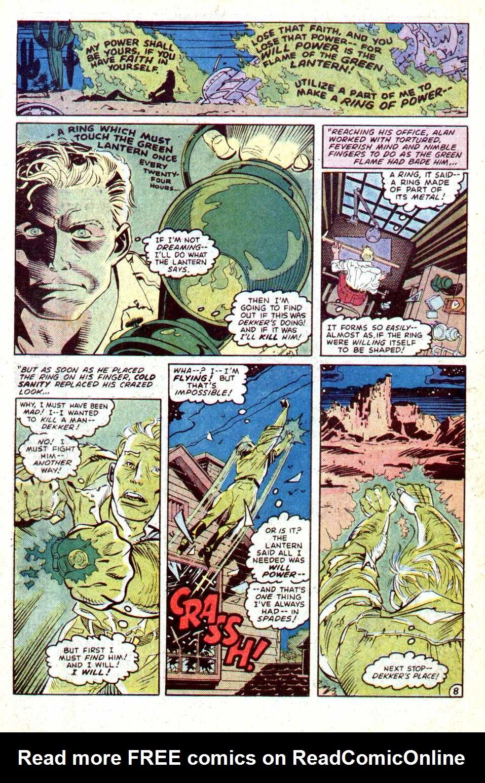 Read online Secret Origins (1986) comic -  Issue #18 - 25