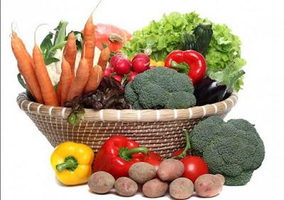 5 Makanan Yang Lebih Sehat Dimakan Dalam Keadaan Mentah
