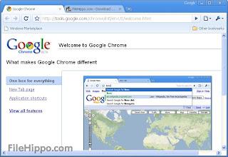 تحميل متصفح الانترنت جوجل كروم  Google Chrome 52.0.2743.82
