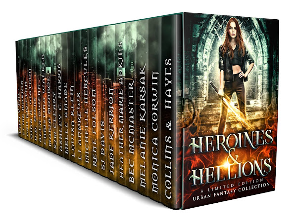 No Damsels Allowed! Heroines and Hellions Box Set