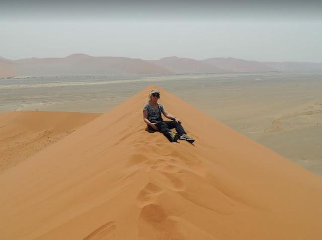 panorama dalla duna 45
