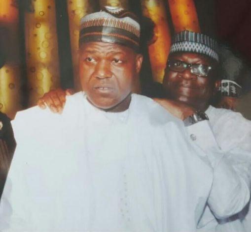 Friendship gone sour: Old photo of Yakubu Dogara & Abdulmumin Jibrin