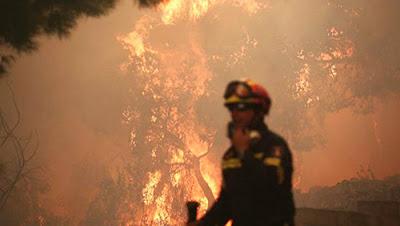 Οι φωτιές έκαψαν (και) το παραμύθι