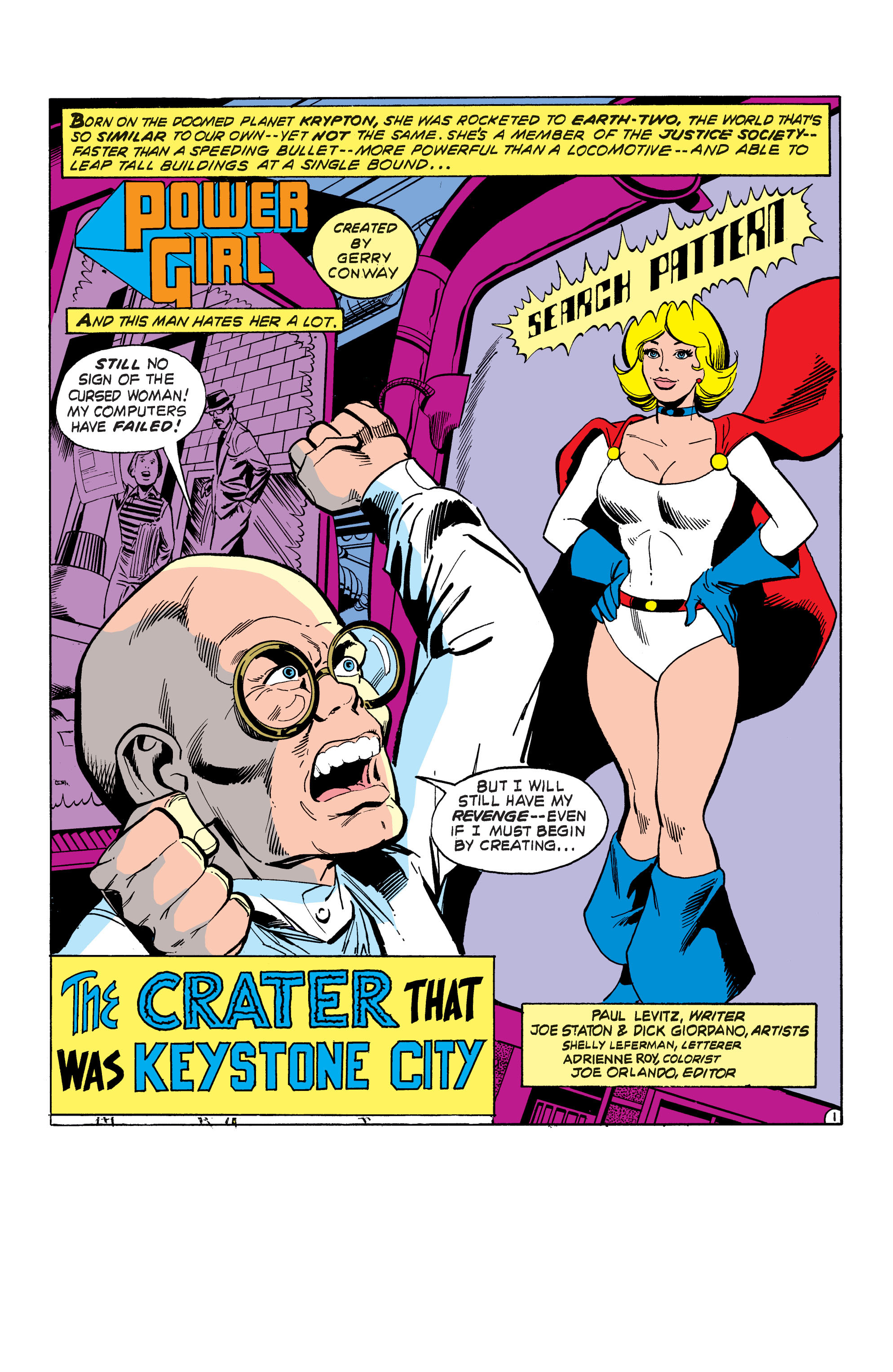 Read online Showcase comic -  Issue #99 - 2