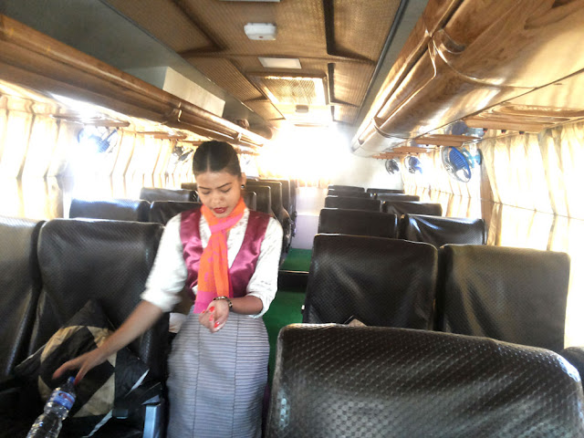 Kathmandu pokhara night Bus ticket reservation by the pokhara night bus ticket agency