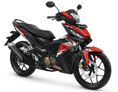 3 Warna Baru All New Honda Supra GTR150cc 2017