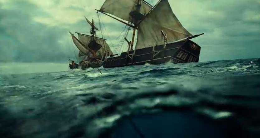 Ulasan Singkat Film Bioskop: In The Heart of The Sea