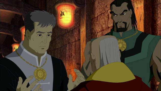 Doctor Strange: El hechicero supremo (2007) HD 1080p Español Latino