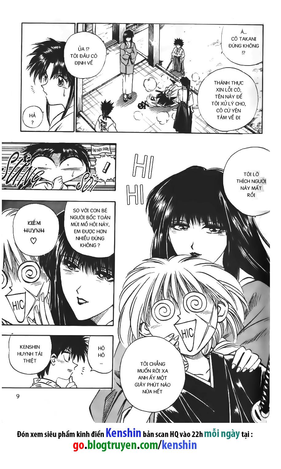 Rurouni Kenshin chap 16 trang 6
