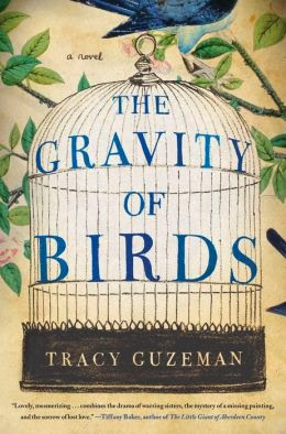 The Gravity of Birds by Tracy Guzeman - book cover