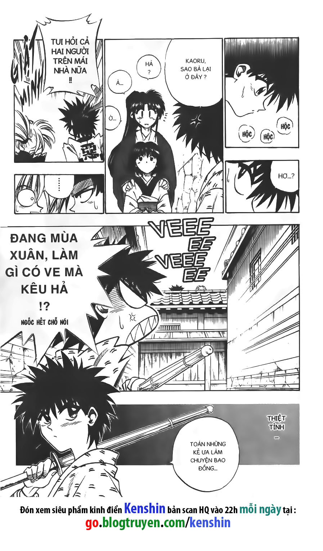 Rurouni Kenshin chap 33 trang 18