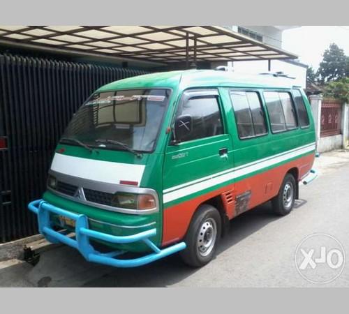 Gambar Modifikasi Mobil Angkot Futura Carry Bogor Bandung