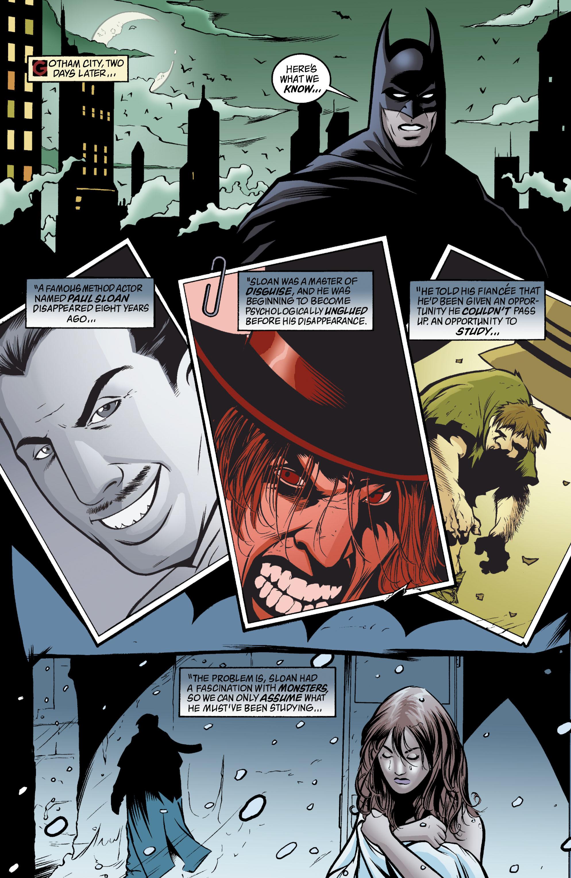 Detective Comics (1937) 780 Page 1