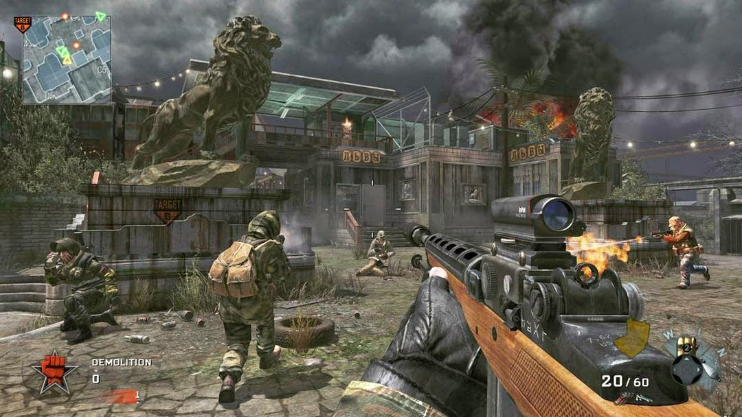 Call of Duty 2 - Full Version Game Download - PcGameFreeTop