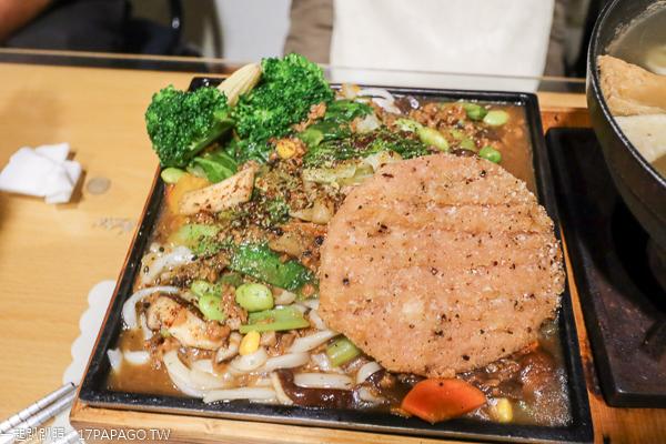 台中大里|水連天碧|素食簡餐|焗烤|火鍋|義大利麵|砂鍋|環境舒適
