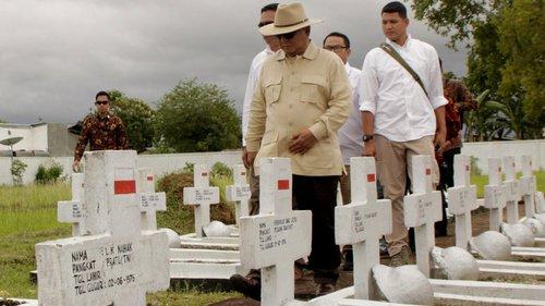 BPN: Kiai Ma'ruf, Prabowo Hampir Mati Bela Pancasila